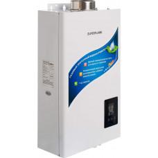 Колонка газовая SUPERFLAME SF0424T турбо-коаксиал белая 12л/мин, дисп, эл/мод с дымоходом