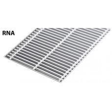 Решетка для конвектора алюминиевая рулонная GEKON L370 T23 (L369 W22.0) цв натуральный RNA