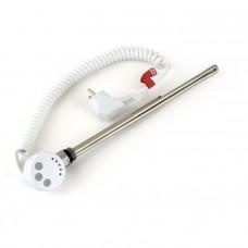 ТЭН д/полотенцесушителя 600Вт с термостатом GFTR-1 белый