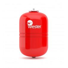 "Компенсатор объёма для отопления WESTER WRV-8 (7 бар) D20xH33 G3/4"" без крепления"