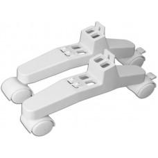 Комплект ножек для конвектора на колесах ATLANTIC арт 517000