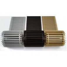 Решетка для конвектора дюраллюминиевая поперечная ITERMIC SGA 1300.250