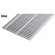 Решетка для конвектора алюминиевая рулонная GEKON L240 T23 (L239 W22.0) цв натуральный RNA