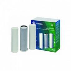 Комплект сменных картриджей для фильтра (FCPS20, FCCBL, FCPS5) Aquafilter арт FP3-CRT