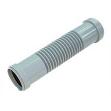 Соединитель канализационный гибкий 2храструбный d=50мм ORIO ОКГ50