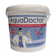 Средство для бассейна AQUADOCTOR С60 гранулы (*шок*-хлор) *5кг*