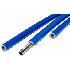 Теплоизоляция для труб 28х6 в оболочке Sanflex Stabil (синяя)