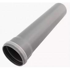 Труба канализационная d=50/1,0м х 1,8мм белая Ostendorf