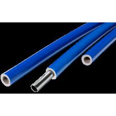 Теплоизоляция для труб 35х6 в оболочке Sanflex Stabil/Energoflex SP (синяя)