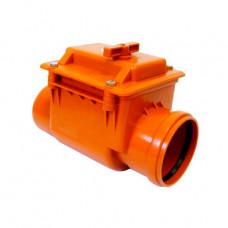 Клапан обратный наружний канализационный d=160 Ostendorf