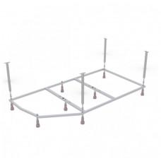 Каркас  для ванны Mirsant Небуг PREMIUM 1,50х0,80 с установочным комплектом