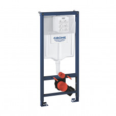 Модуль монтажный для унитаза подвесного GROHE RAPID SL крепеж к стене без кнопки 38536001