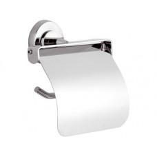 Держатель для туалетной бумаги настенный хром Remer ARTE AR60