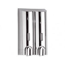 Дозатор для жидкого мыла двойной Remer RB605