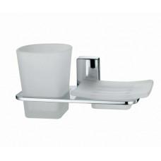 Держатель для стакана и мыльницы Wasserkraft Leine К5026