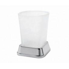Стакан для зубных щеток Wasserkraft Amper настольный К-5428