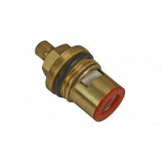 Кран-букса Wasserkraft B 005 керамика 90° для горячей воды
