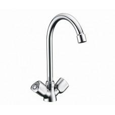 Смеситель д/кухни Wasserkraft Amper хром арт 2907