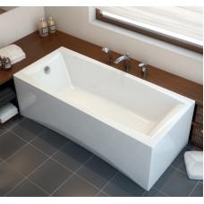 """Акриловая ванна CERSANIT """"Virgo"""" 1,50х0,75 с ножками"""