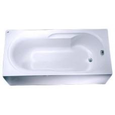 """Акриловая ванна KOLO """"Laguna"""" 1,6х0,75 с ножками, с панелью"""