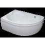 Акриловая ванна ALPINE RB819101 R 160х100х58см с панелью без ножек