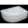 Акриловая ванна ALPINE RB 819102 R 170х100х58 см с панелью без ножек