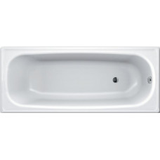 Ванна стальная KOLLER POOL/AQUART 130х70E 2,5 мм без ножек