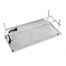 Каркас алюмин ТРИТОН для ванны 1,30х0,70 усиленный