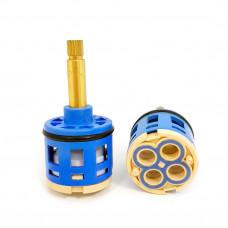 Монобукса для смесителя на гидробокс 37мм/4вых/L37мм