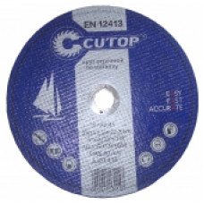 Круг отрезной CUTOP d=115х1,2х22,2 металл