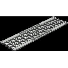 Решетка водоприемная для пескоуловителя Gidrolica Standart РВ 10.13,6.50 сталь оцинк арт 500