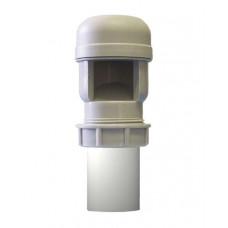 Клапан воздушный HL904 d=30х40х50 с переходником