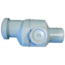 Клапан обратный HL4 d=50 шар/поплавок для гор-верт монтажа