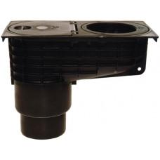 Трап HL 660 2 80 уличный для ливнесток вертикальный