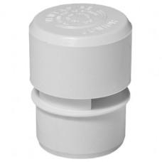 Клапан вент (аэратор) d=50 McAlpine, проп/спос-ть 3,0л/сек MRAA4