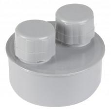 Клапан воздушный канализационный d=110