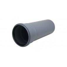 Труба канализационная ПВХ d=110/1,0м х 2,2мм (не сертиф)