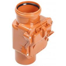 Клапан обратный канализационный d=160 АК CZS160