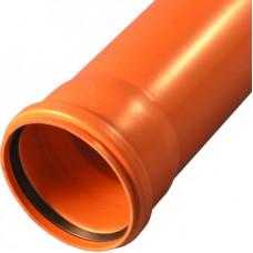 Труба наружная канализационная d=110/2,0м х 3,2мм