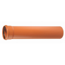 Труба наружная канализационная d=160/2,0м х 3,6мм SN4 Flextron
