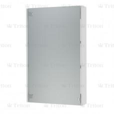 Шкаф зеркальный Тритон ЭКО 55 белый