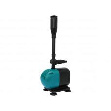 Насос для фонтана LEO XKF-110P с насадками 110Вт Hmax-3,0м Qmax-3750 л/час