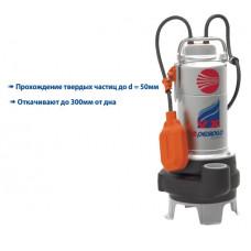 Насос фекальный PEDROLLO VXm 10/35-N (каб 10м)