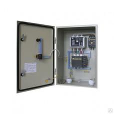 Станция управления 1фазным насосом погружным QK 121-1,5(до 2,2) кВт TV 15,6A с датчиками уровня