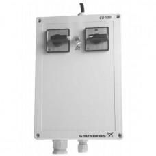 Шкаф управления GRUNDFOS CU 100.230.1.9.30 150A 96076197 с поплав выключателем