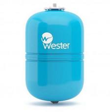 """Гидроаккумулятор вертикальный WESTER WAV-18 (10 бар) D28хH40 G3/4"""" без крепления"""