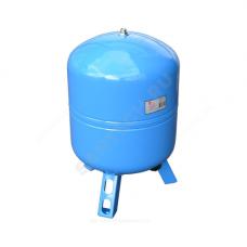 """Гидроаккумулятор вертикальный WESTER WAV 50 (10 бар) D37хH69 G1"""" (на ножках)"""