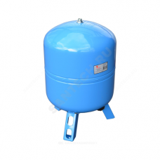 """Гидроаккумулятор вертикальный WESTER WAV 80 (10 бар) D41хH81 G1""""  (на ножках)"""