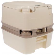 Биотуалет Thetford  Porta Potti Qube 365 (21л сток, 15л бак для чистой воды) с индикатором,. слоновая кость