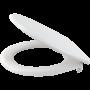 Сиденье для унитаза ALCAPLAST дюропласт А601